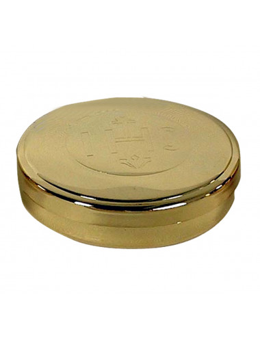 Goldplated Hosts Box