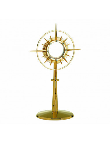 Classic Monstrance zirconite