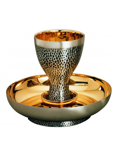 Chalice - Open Ciboria for Communion under both Species