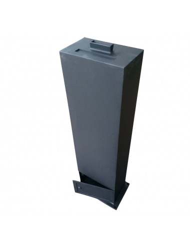 Standing forging Offering Box security system