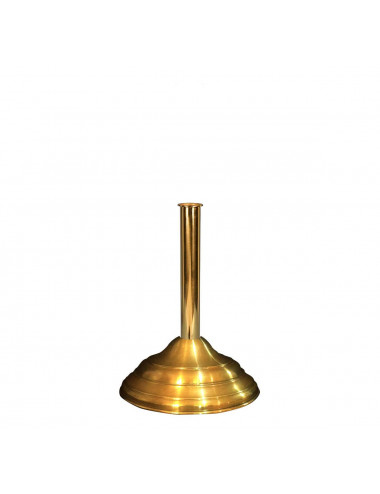 Flat Stand for Cross brass finish