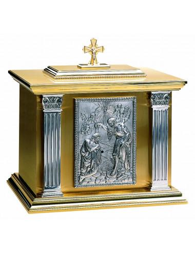 Tabernacle representing The Batism