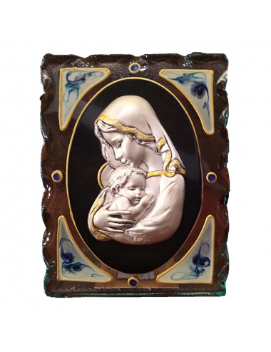 Plaque of the Virgin with Child