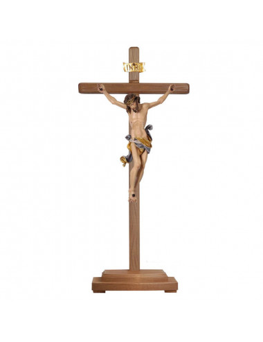 Altar Cross made in wood carving