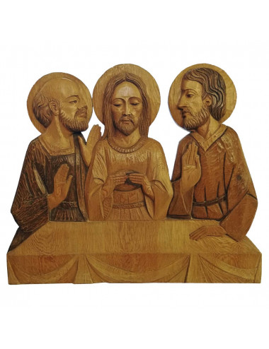 Emmaus disciple relief