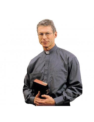 Tailored clergyman shirt