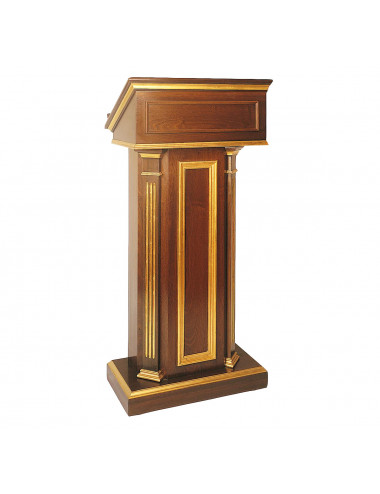 Pulpit madei in wood
