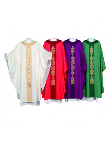 Tree of Life chasuble