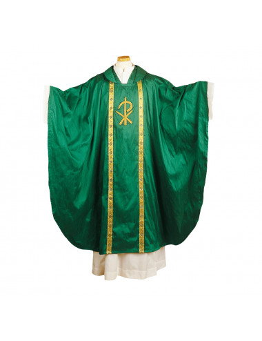 Gothic style Chasuble with PX symbol