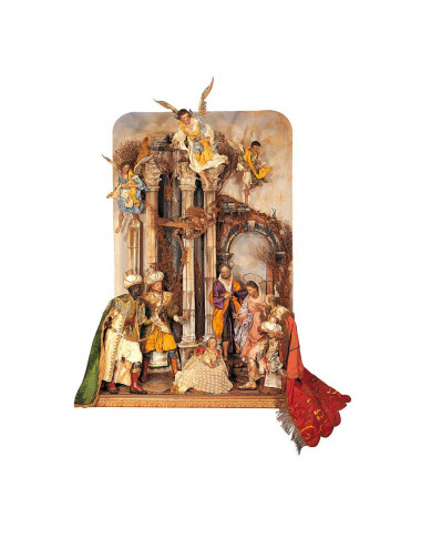 Neapolitan Nativity Set