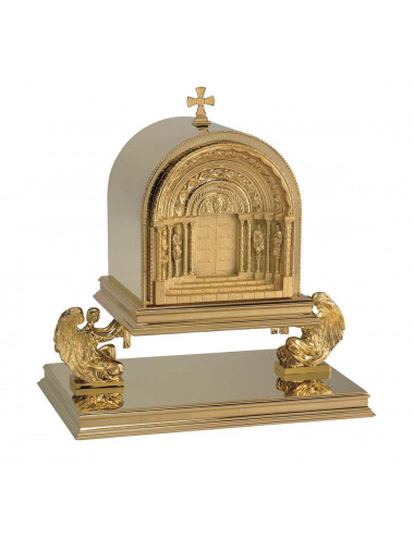 Tabernacle with Four Evangelists