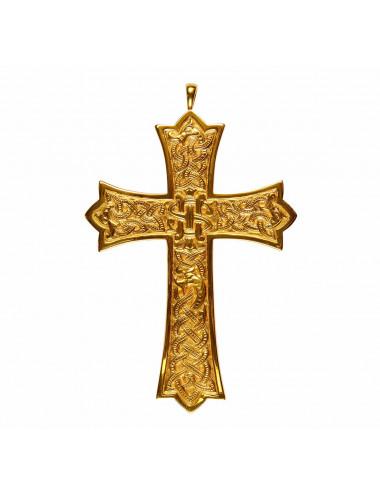 Pectoral Cross sterling silver