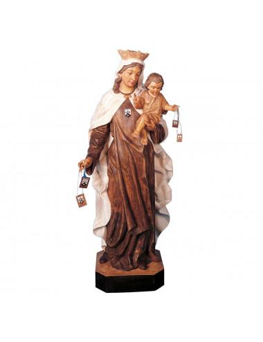 Our Lady of Carmen birchwood