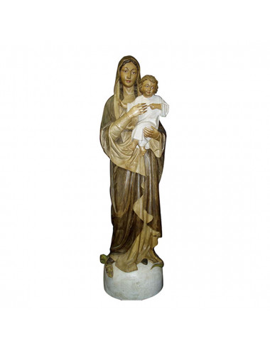 Image of the Inmaculada Concepción with Child