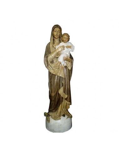 Inmaculada Concepción con Niño