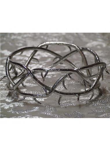 Corona de espinas metal