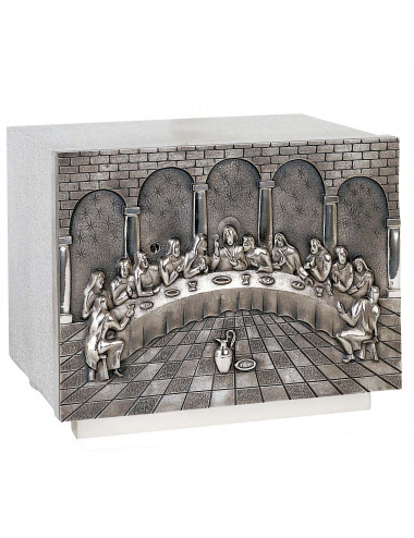 Tabernacle with Last Supper desing
