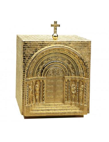 Sagrario inspirado en la Catedral de Friburgo