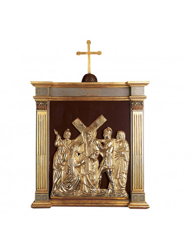 Classic style Stations of the cross