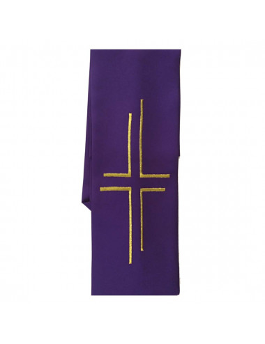 Stole with a cross