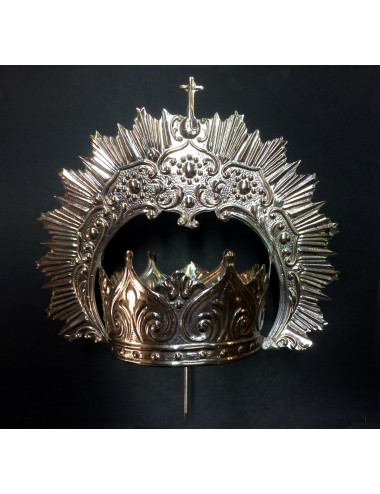 Crown for a Virgin