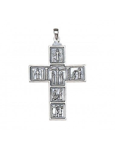 Pectoral Cross with scenes of the life of Christ